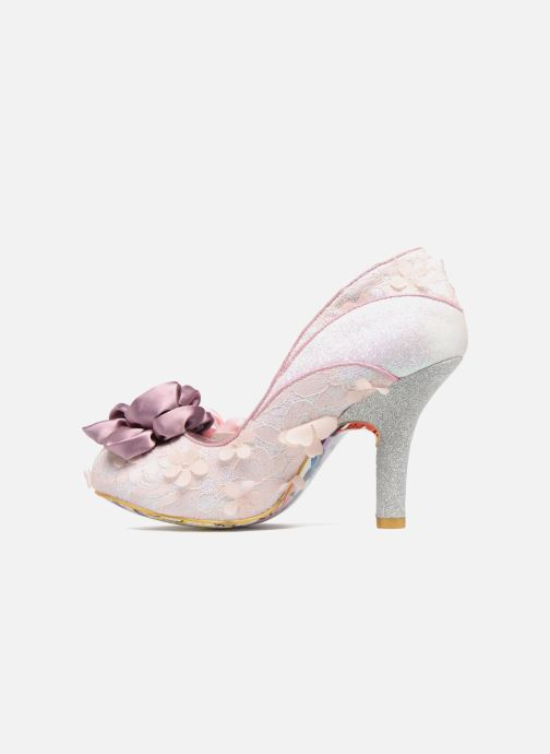 Escarpins Irregular Choice Peach Melba Rose vue face