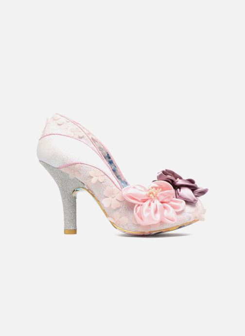 Escarpins Irregular Choice Peach Melba Rose vue derrière