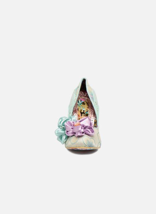 Høje hæle Irregular Choice Peach Melba Grøn se skoene på