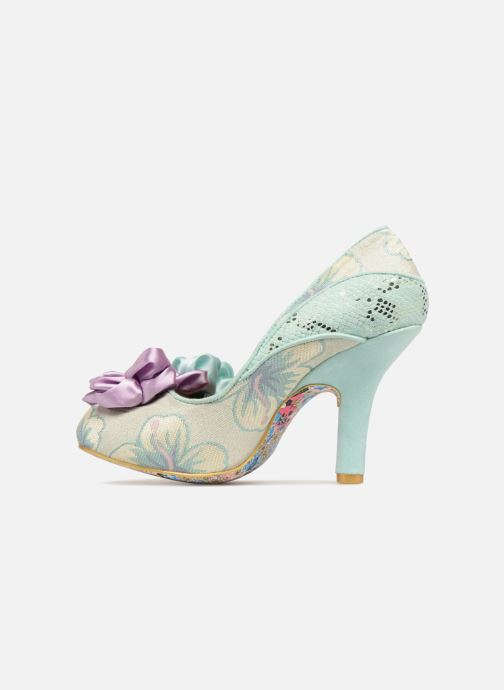 Escarpins Irregular Choice Peach Melba Vert vue face