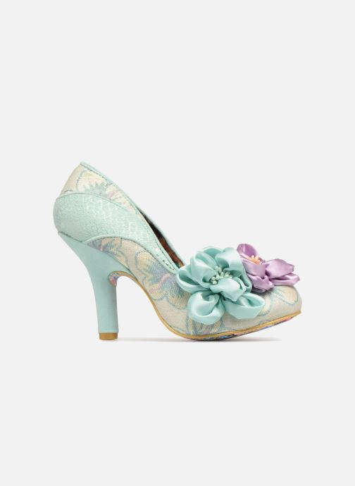Pumps Irregular Choice Peach Melba Groen achterkant