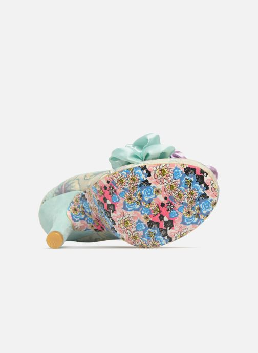Pumps Irregular Choice Peach Melba Groen boven