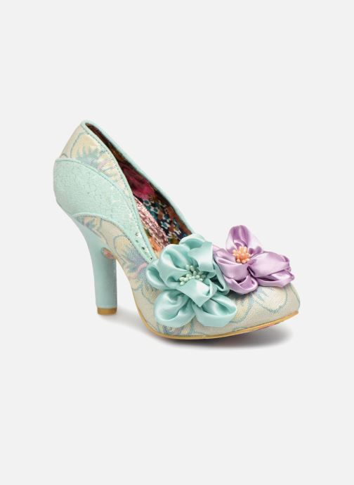 Pumps Irregular Choice Peach Melba Groen detail
