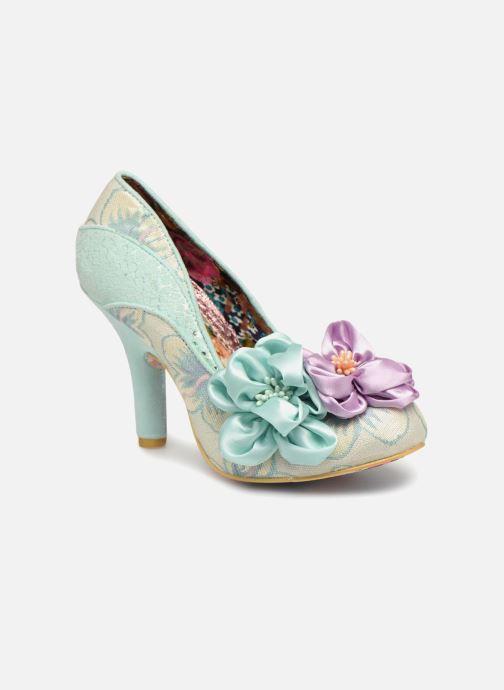 Høje hæle Irregular Choice Peach Melba Grøn detaljeret billede af skoene