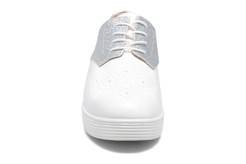 Zapatos con cordones Mellow Yellow Bigli Blanco vista del modelo