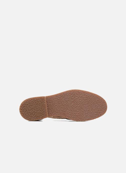 Chaussures à lacets Mellow Yellow Boy Marron vue haut