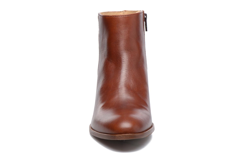 Bottines et boots Mellow Yellow Bhalia Marron vue portées chaussures