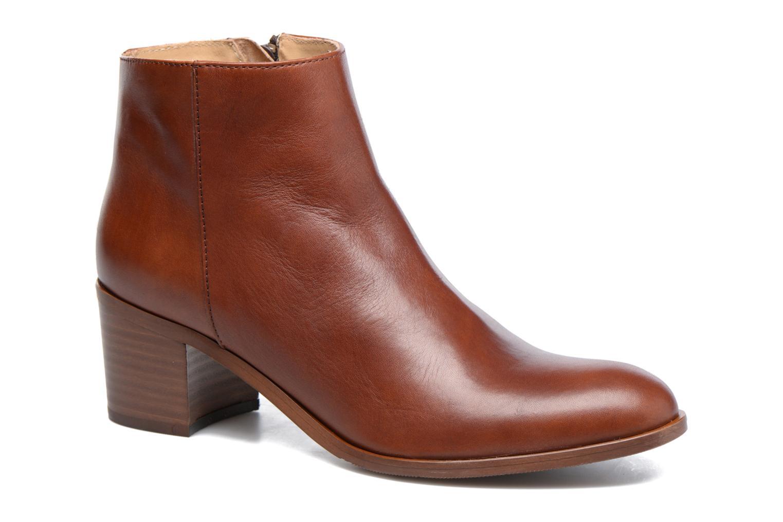 Bottines et boots Mellow Yellow Bhalia Marron vue détail/paire
