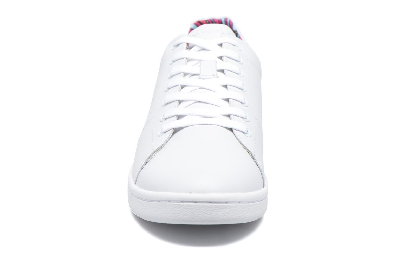 Baskets Mellow Yellow Bipalm Blanc vue portées chaussures