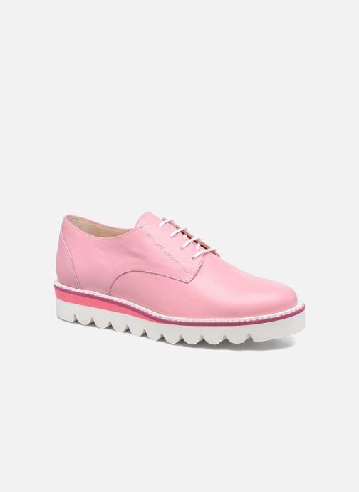 Chaussures à lacets Mellow Yellow Bob Rose vue détail/paire