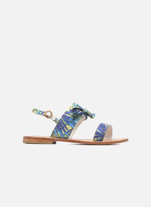 Sandales et nu-pieds Mellow Yellow Badona Bleu vue droite