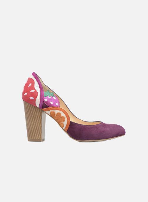 Zapatos de tacón Mellow Yellow Befruitty Violeta      vistra trasera