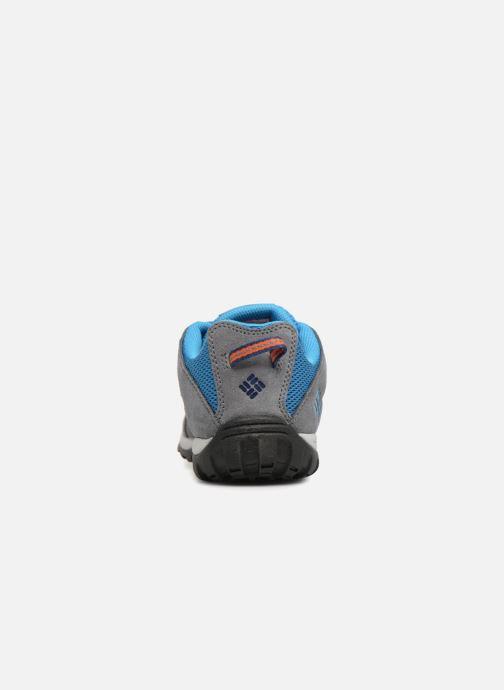 Scarpe sportive Columbia Youth Redmond Grigio immagine destra