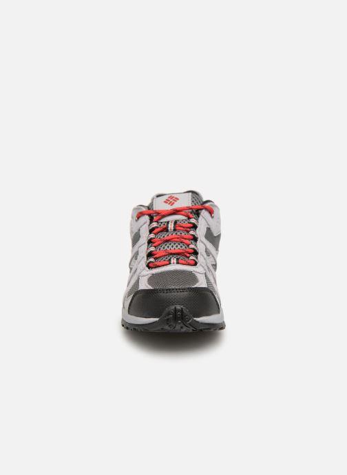 Zapatillas de deporte Columbia Youth Redmond Gris vista del modelo