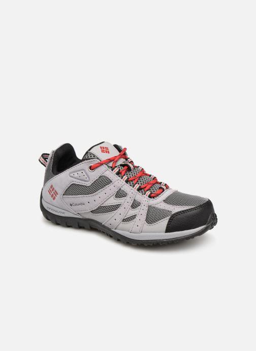 Zapatillas de deporte Columbia Youth Redmond Gris vista de detalle / par