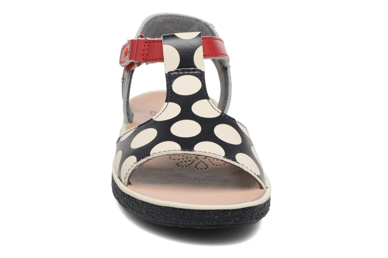 Sandales et nu-pieds Camper Miko 3 Bleu vue portées chaussures