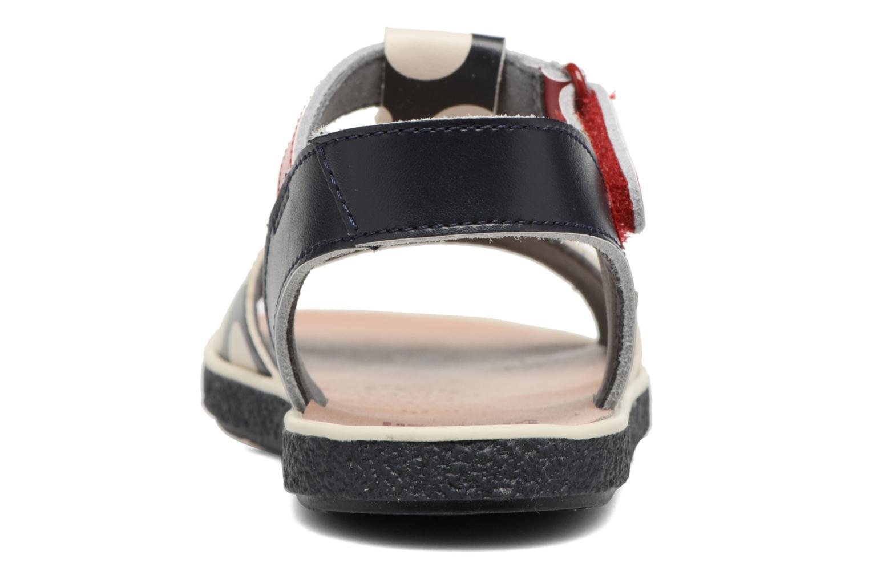 Sandales et nu-pieds Camper Miko 3 Bleu vue droite