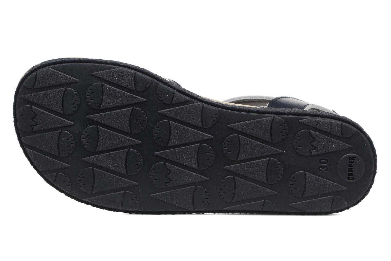 Sandales et nu-pieds Camper Miko 3 Bleu vue haut