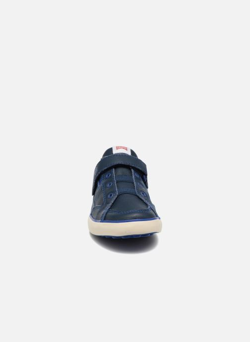 Baskets Camper Pursuit 2 Bleu vue portées chaussures
