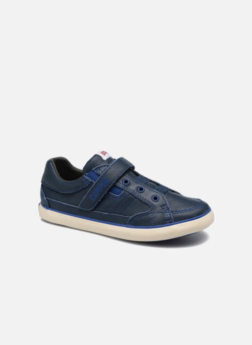 Baskets Camper Pursuit 2 Bleu vue détail/paire