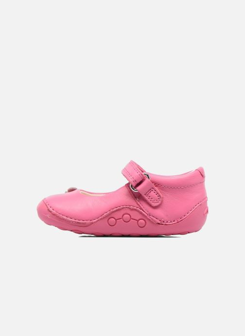Ballerines Clarks Little Mia Rose vue face