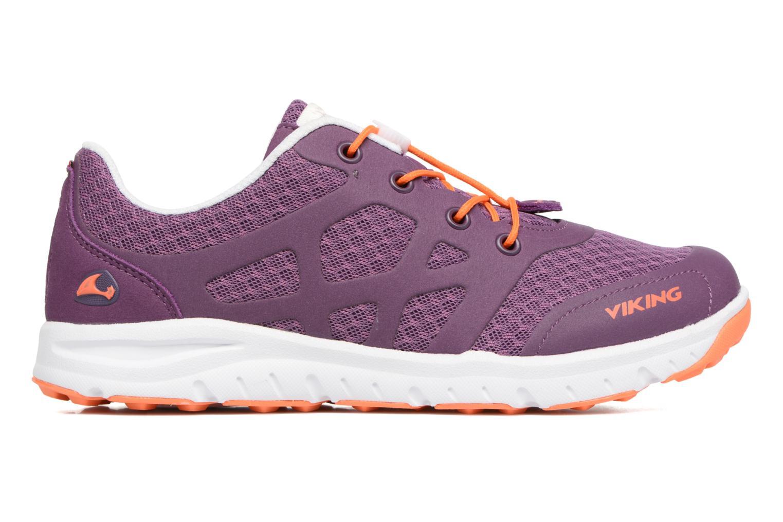 Chaussures de sport Viking Saratoga II Violet vue derrière