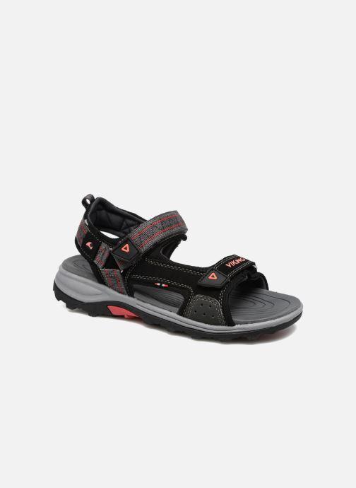 Sandales et nu-pieds Viking Sandoey Noir vue détail/paire
