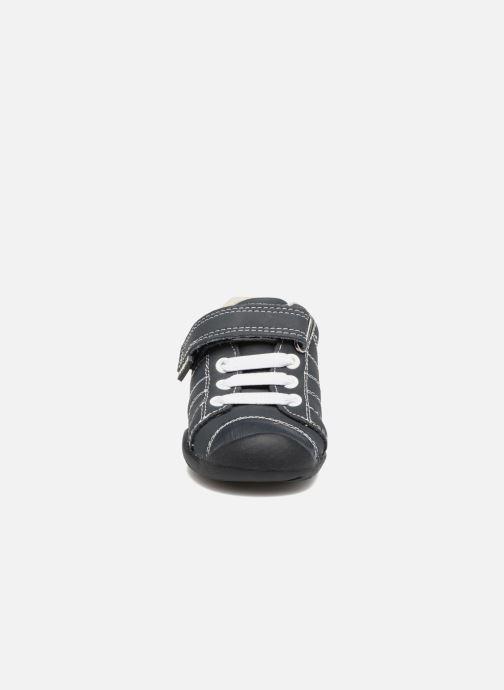 Baskets Pediped Jake1 Bleu vue portées chaussures