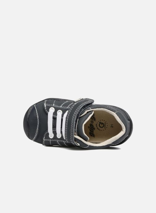 Sneakers Pediped Jake1 Azzurro immagine sinistra