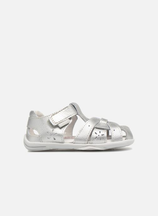 Sandals Pediped Nikki1 Silver back view