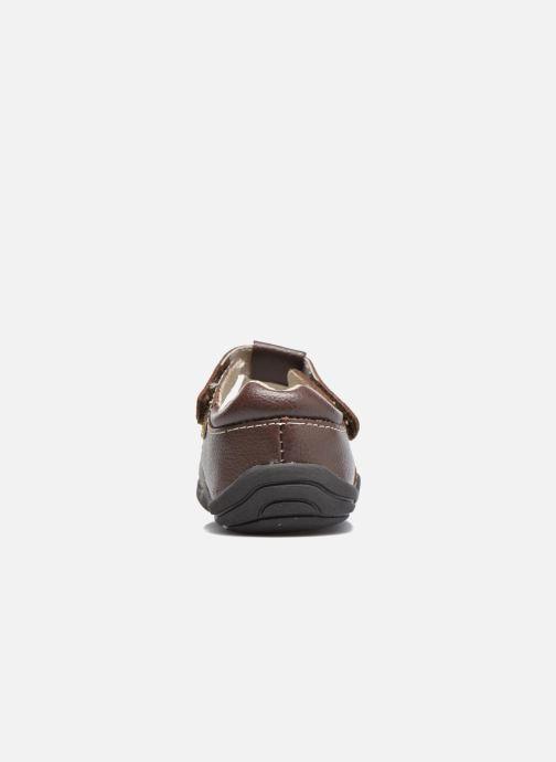 Sandales et nu-pieds Pediped Sydney1 Marron vue droite