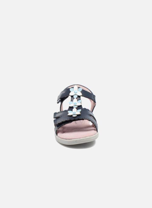Sandales et nu-pieds Pediped Sidra1 Bleu vue portées chaussures