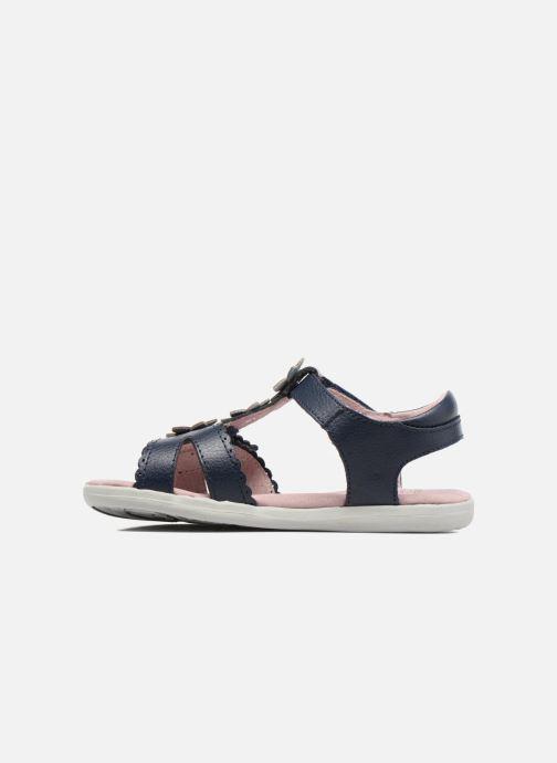 Sandales et nu-pieds Pediped Sidra1 Bleu vue face