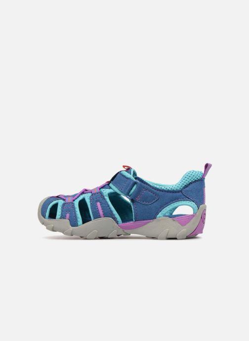 Sandali e scarpe aperte Pediped Canyon Azzurro immagine frontale