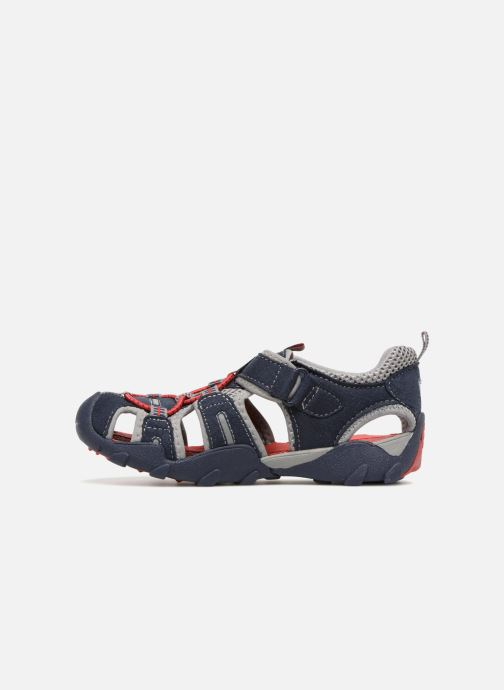 Sandalen Pediped Canyon Blauw voorkant