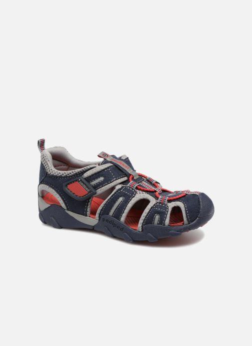 Sandales et nu-pieds Pediped Canyon Bleu vue détail/paire