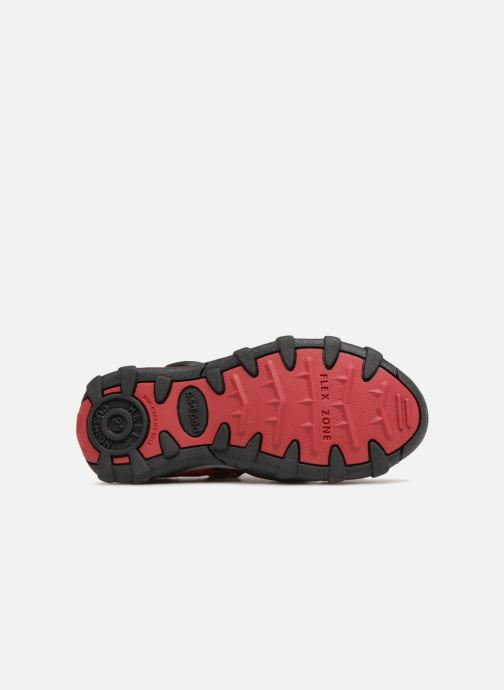 Sandals Pediped Canyon Red view from above