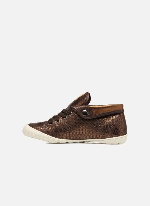 Trainers P-L-D-M By Palladium Gaetane Mbr Brown front view