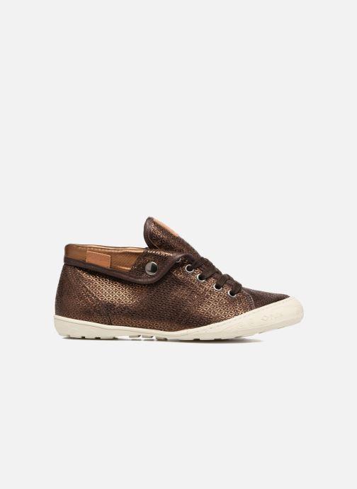 Sneakers P-L-D-M By Palladium Gaetane Mbr Bruin achterkant