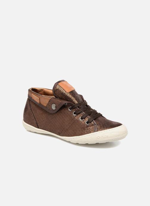 Sneakers P-L-D-M By Palladium Gaetane Mbr Bruin detail
