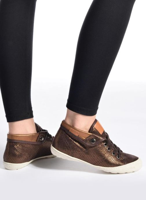 Sneakers P-L-D-M By Palladium Gaetane Mbr Zwart onder