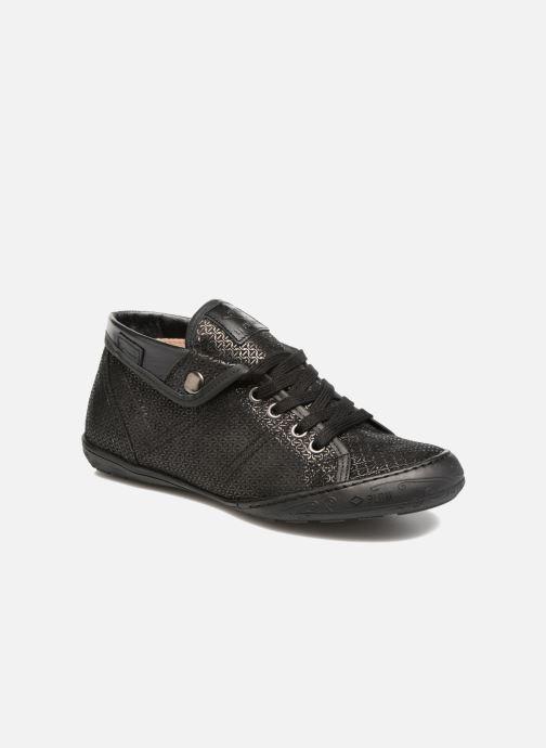 Sneakers P-L-D-M By Palladium Gaetane Mbr Zwart detail
