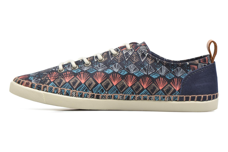 Sneakers P-L-D-M By Palladium Bel Twl Print Blauw voorkant