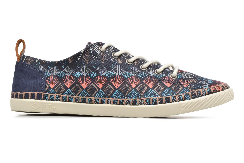 Sneakers P-L-D-M By Palladium Bel Twl Print Blauw achterkant