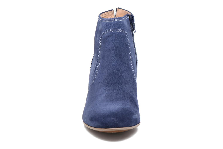 Bottines et boots Muratti Cuba Bleu vue portées chaussures