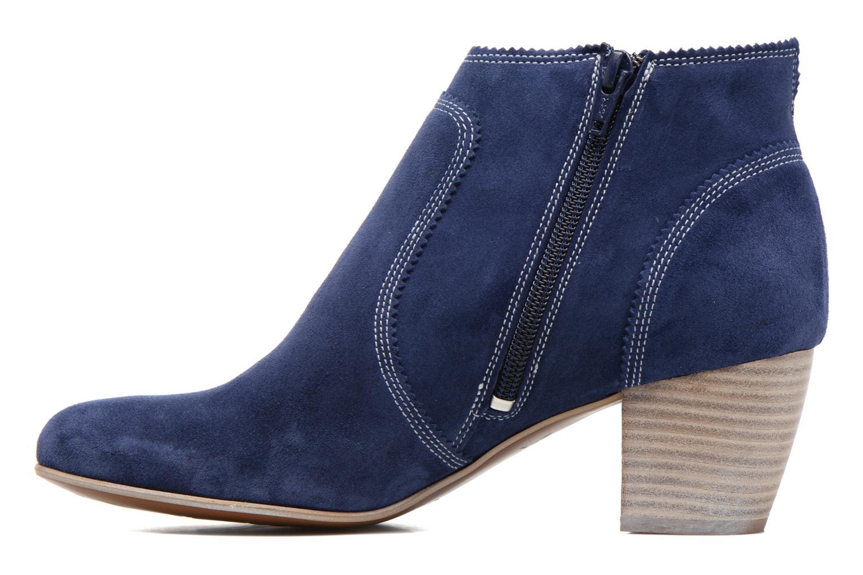 Bottines et boots Muratti Cuba Bleu vue face