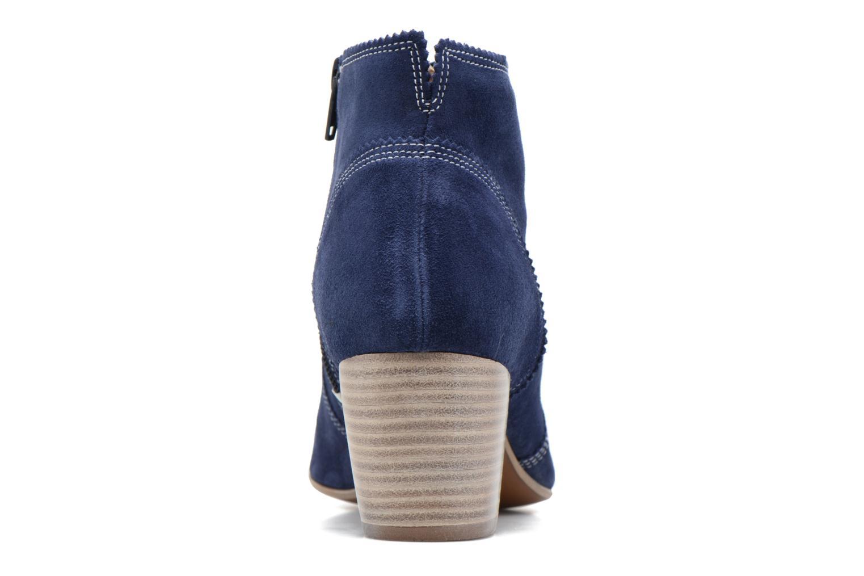 Bottines et boots Muratti Cuba Bleu vue droite