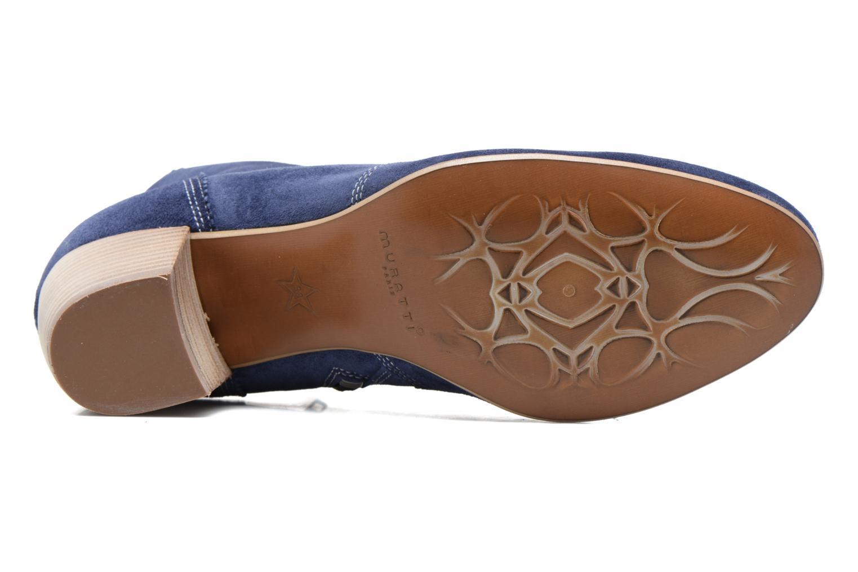 Bottines et boots Muratti Cuba Bleu vue haut