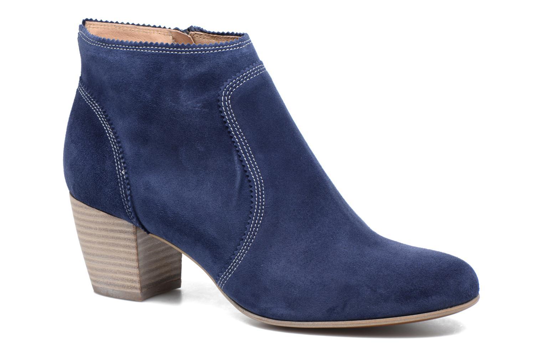 Bottines et boots Muratti Cuba Bleu vue détail/paire