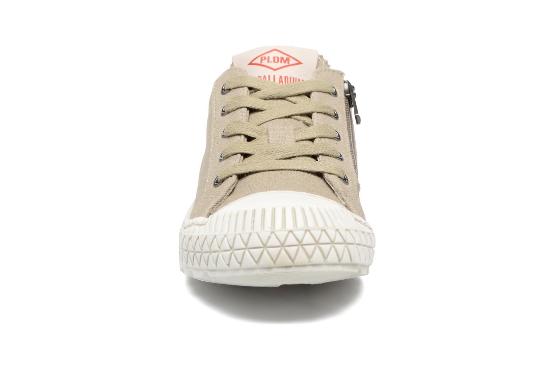 Baskets P-L-D-M By Palladium Tudy Cvs Beige vue portées chaussures